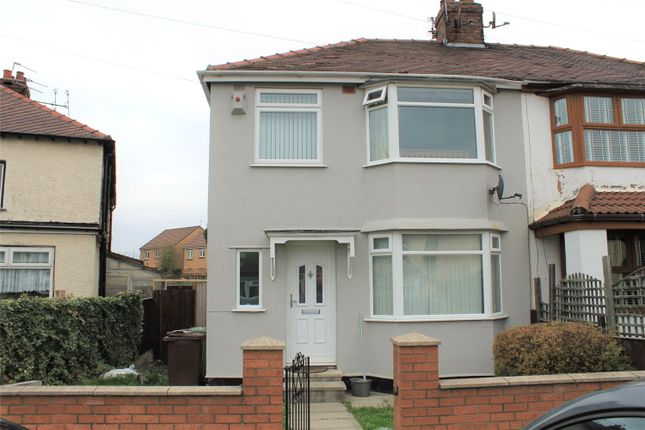 Yorkshire Terrace: Houses To Let In Keir Hardie Avenue, Bootle L20