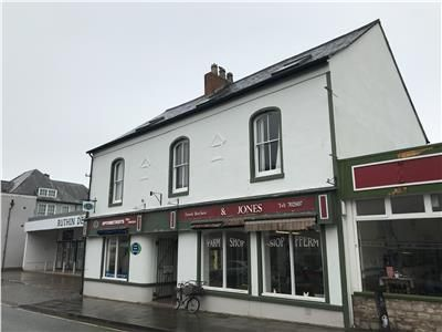 Thumbnail Retail premises for sale in Mixed Use Retail & Office Investment, 55 Well Street, Ruthin, Denbighshire