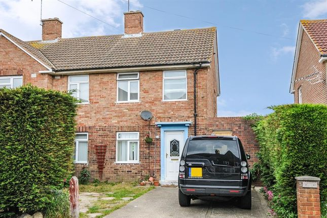 3 bed end terrace house for sale in Peveril Drive, Sompting, West Sussex