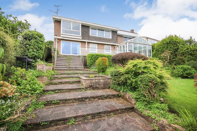 Thumbnail Detached house for sale in Bishops Close, Wellswood, Torquay