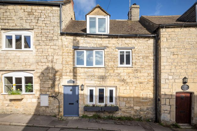 3 bed terraced house for sale in Vicarage Street, Painswick, Stroud GL6