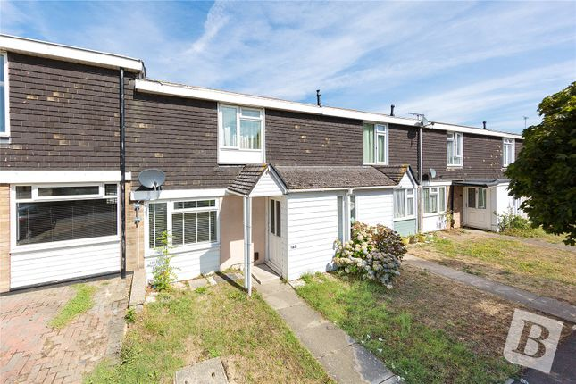 Thumbnail Terraced house for sale in Little Lullaway, Lee Chapel North, Essex