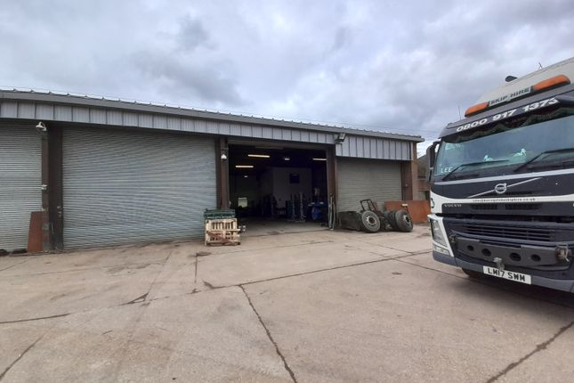 Thumbnail Industrial to let in Unit 1 Wade Road Depot, Wade Road, Basingstoke
