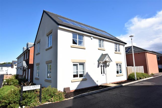 Thumbnail Detached house for sale in Folio Drive, Portishead, Bristol
