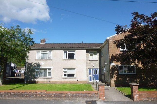 Thumbnail Flat for sale in Oakwood Avenue, Pontrhydyfen, Port Talbot, Neath Port Talbot.