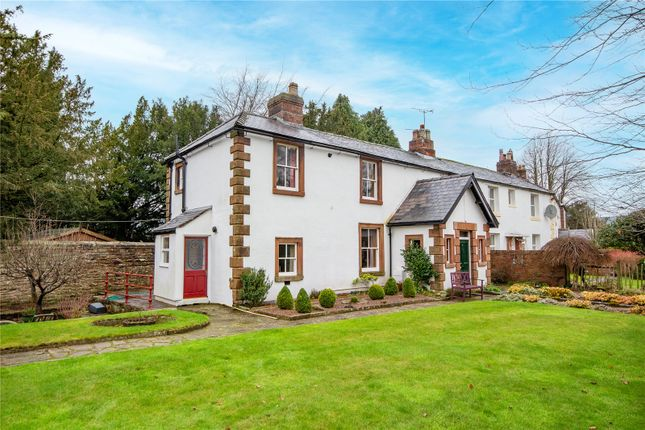 Thumbnail End terrace house for sale in 4 Broomfallen Road, Scotby, Carlisle