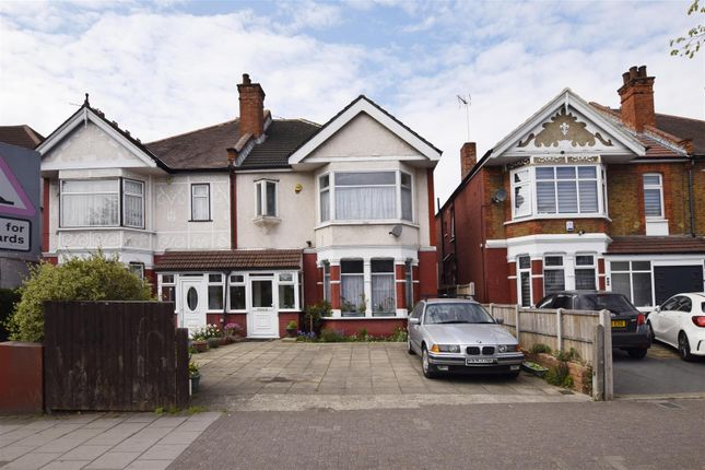Thumbnail Semi-detached house for sale in Ealing Road, Wembley