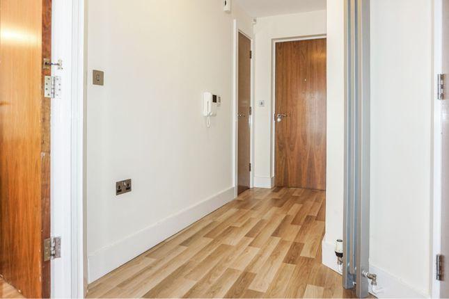 Hallway of 33 Little Peter Street, Manchester M15