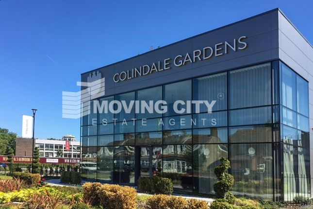 Thumbnail Flat for sale in Colindale Gardens, Reverence House, Colindale