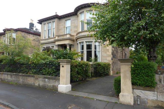 Thumbnail Mews house to rent in Kirklee Road, Kelvindale, Glasgow