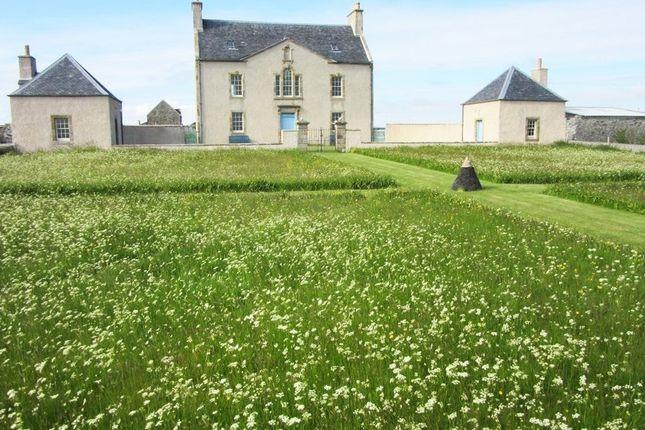 Thumbnail Detached house for sale in Unst, Shetland
