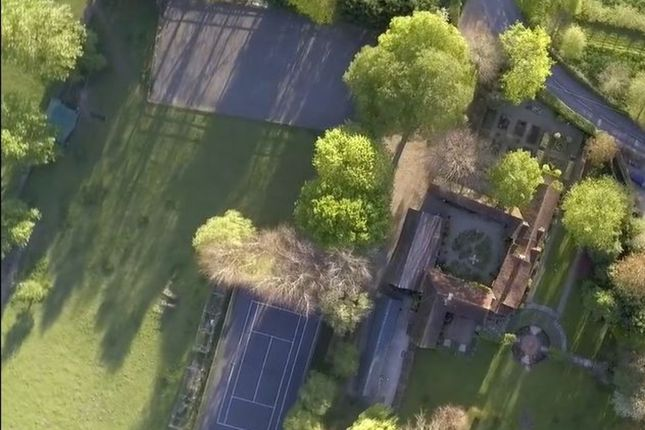 Thumbnail Detached house for sale in Skirmett, Henley-On-Thames