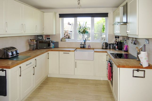 Thumbnail Detached house for sale in The Leaze, Yate, Bristol
