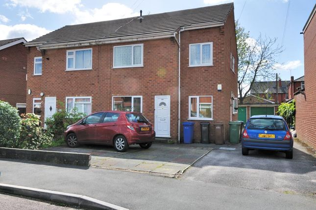 Thumbnail Flat to rent in Hayburn Road, Offerton, Stockport, Cheshire