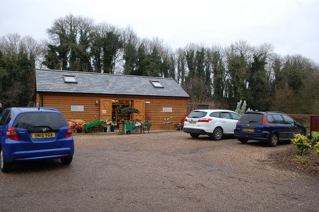 Thumbnail Commercial property for sale in Ladycroft, Alresford