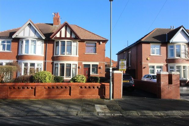 Thumbnail Property for sale in Newbury Road, Lytham St. Annes