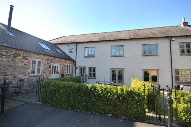 Thumbnail Town house to rent in Garats Hay, Forest Road, Woodhouse, Loughborough