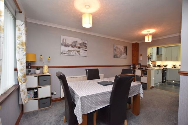 Dining Room of Princess Parc, Indian Queens, St. Columb TR9