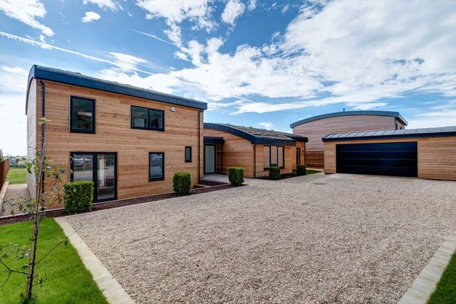 Thumbnail Detached house for sale in Hawcote Hill, Birdlip, Gloucester