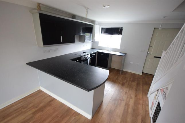 Kitchen of Jarvis Road, Peterlee, County Durham SR8