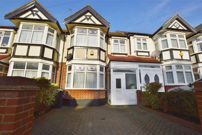 Thumbnail Terraced house to rent in Joydon Drive, Chadwell Heath, Romford