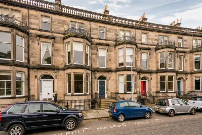 Thumbnail Flat to rent in Glencairn Crescent, West End, Edinburgh