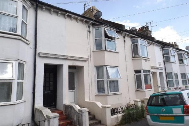 Thumbnail Maisonette to rent in 27A Elphick Road, Newhaven