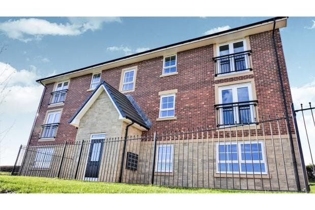 Thumbnail Flat for sale in Parkinson Place, Garstang, Preston, Lancashire