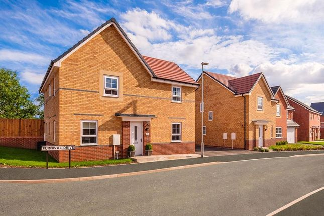 """4 bed detached house for sale in """"Alderney"""" at Weston Hall Road, Stoke Prior, Bromsgrove B60"""