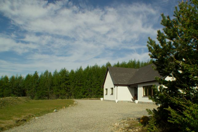 Thumbnail Bungalow for sale in Dalchreichart, Glenmoriston, Inverness