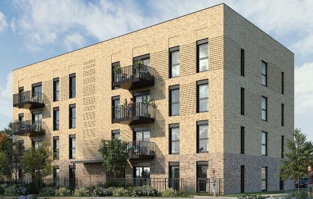 Thumbnail Flat for sale in Portholme Road, Selby