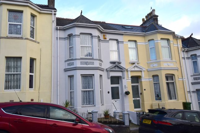 Thumbnail Terraced house for sale in Chaddlewood Avenue, St Judes, Plymouth