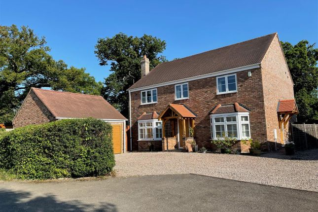 4 bed detached house for sale in Danford Lane, Hartpury, Gloucester GL19