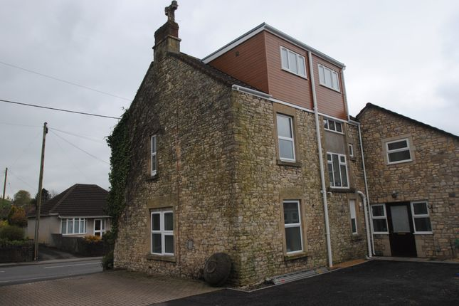 Thumbnail Flat for sale in Hallatrow Road, Paulton, Nr. Bath