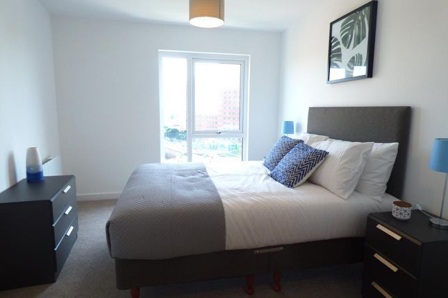 Thumbnail Flat to rent in Lincoln, Birmingham