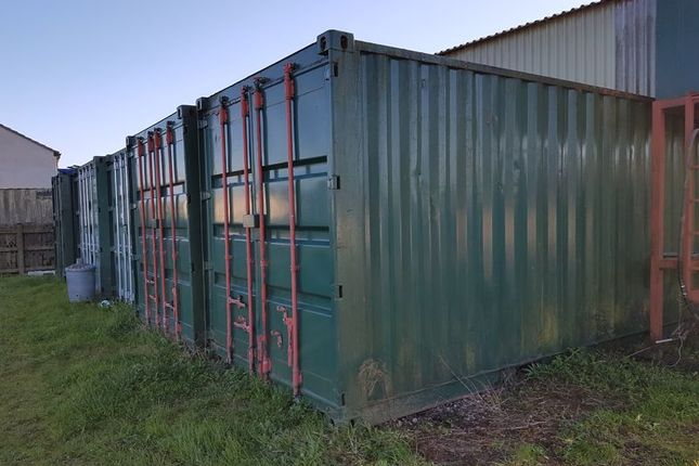 Commercial property to let in Container, Hortham Farm, Bristol