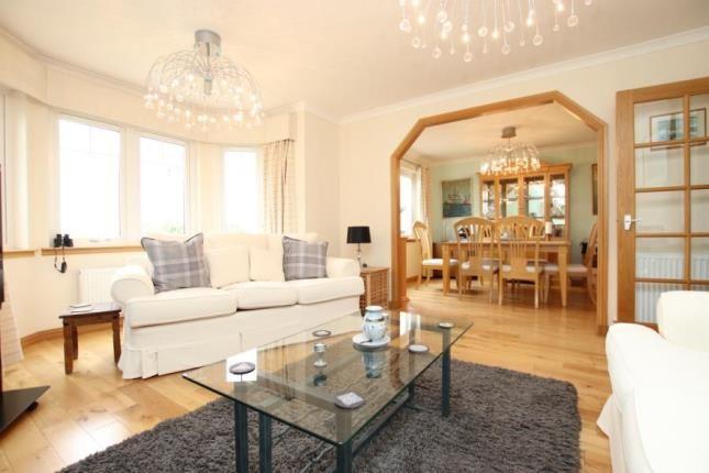 Lounge of River View, Kirkcaldy, Fife, Scotland KY1