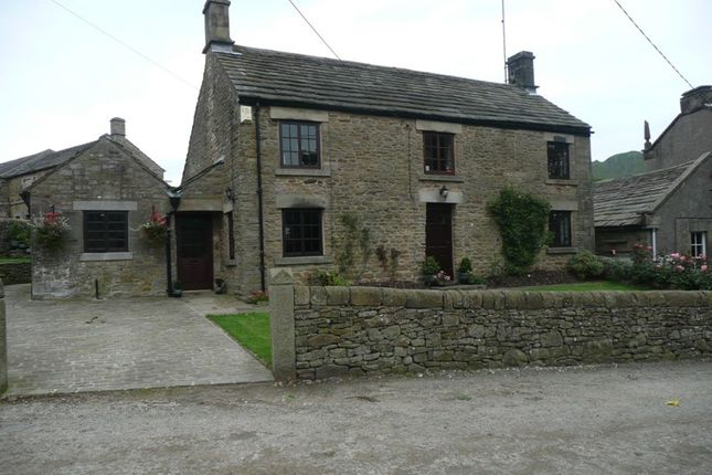 Thumbnail Detached house for sale in Farm Cottage, Hollinsclough, Derbyshire