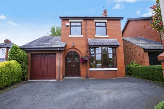 Thumbnail Detached house for sale in Duddle Lane, Walton-Le-Dale, Preston, Lancashire