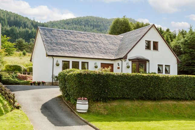 Thumbnail Country house for sale in Faskally, Pitlochry