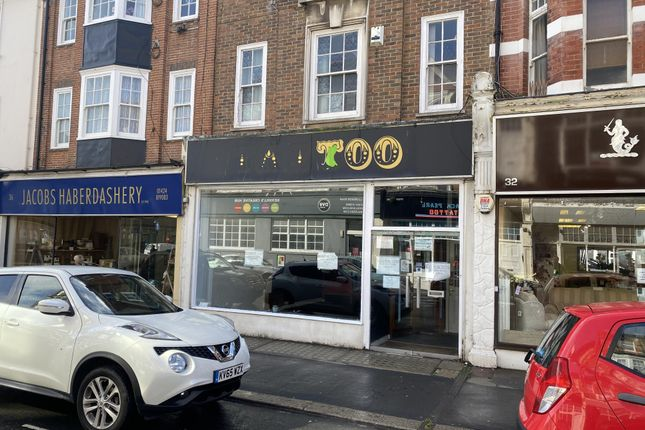Thumbnail Retail premises to let in St. Leonards Road, Bexhill-On-Sea