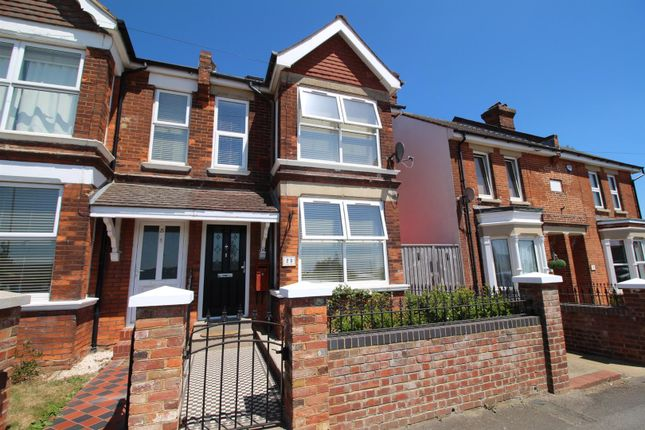 Thumbnail Property to rent in Sackville Crescent, Ashford