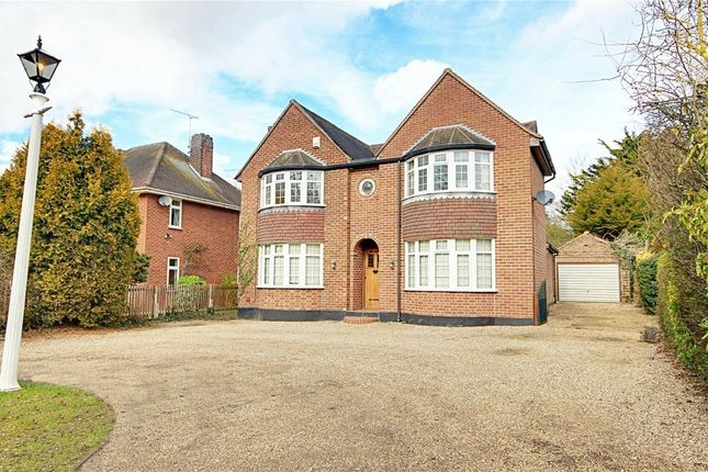 Thumbnail Detached house for sale in High Wych Road, High Wych, Sawbridgeworth, Hertfordshire