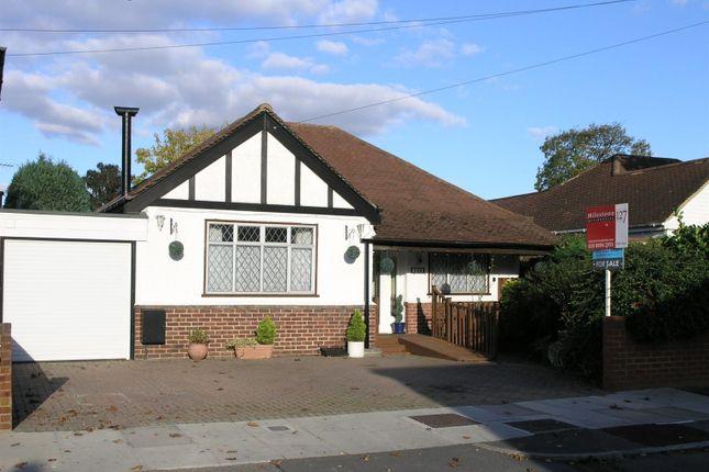 Thumbnail Bungalow for sale in Lyndhurst Avenue, Whitton, Twickenham