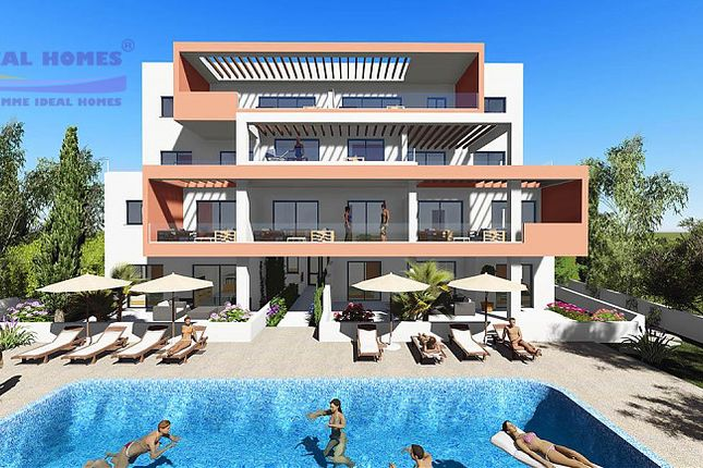 Thumbnail Block of flats for sale in Geroskipou, Paphos, Cyprus