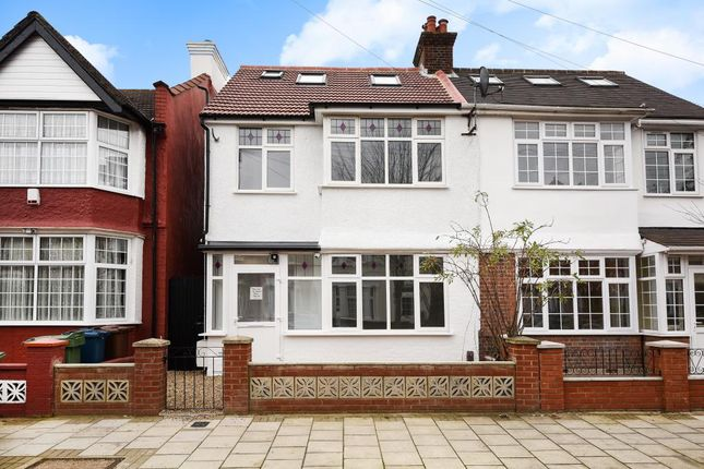 Thumbnail Flat for sale in Lorne Road, Harrow