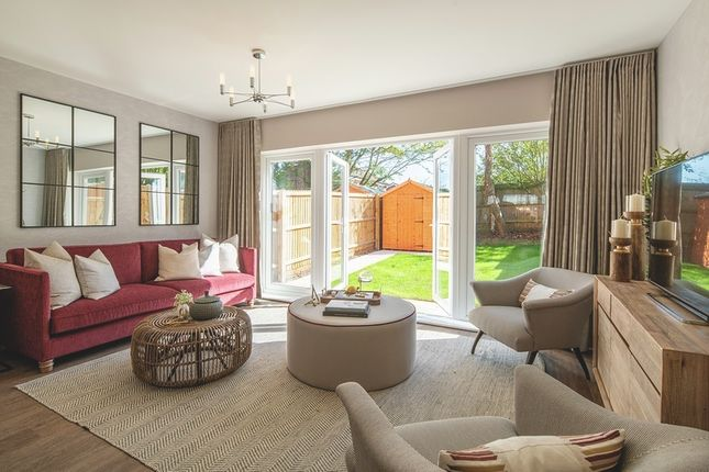 The Finsbury Show Home