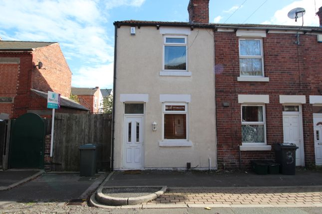 Thumbnail End terrace house to rent in Britain Street, Mexborough