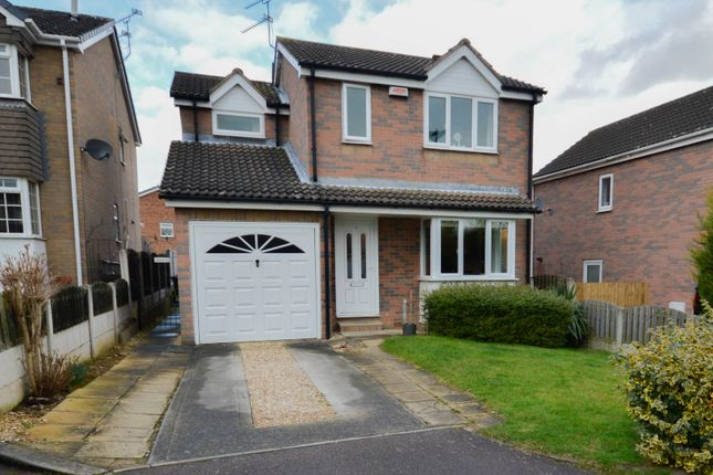 Thumbnail Detached house for sale in Mill Meadow Gardens, Sothall, Sheffield