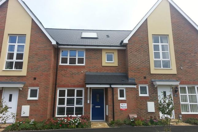 Thumbnail Property to rent in Fuggle Drive, Aylesbury